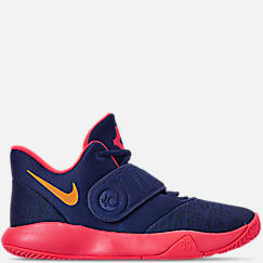 Boys' Big Kids' Nike KD Trey 5 VI Basketball Shoes