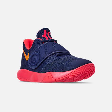 d503206af010 Three Quarter view of Boys  Little Kids  Nike KD Trey 5 VI Basketball Shoes