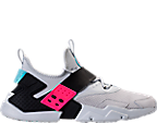 Pure Platinum/Black/Racer Pink
