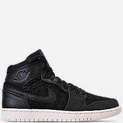 Women's Air Jordan 1 Retro High Premium Casual Shoes
