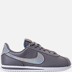 Girls' Big Kids' Nike Cortez Basic SL Casual Shoes
