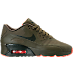 Boys' Grade School Nike Air Max 90 Ultra 2.0 LE Casual Shoes