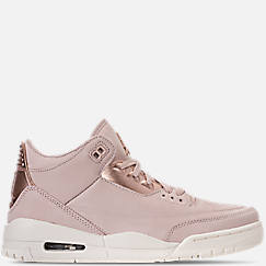 Women's Air Jordan Retro 3 SE Casual Shoes