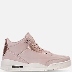 Women's Air Jordan Retro 3 SE Casual Shoes