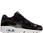 Girls' Grade School Nike Air Max 90 Pinnacle Casual Shoes
