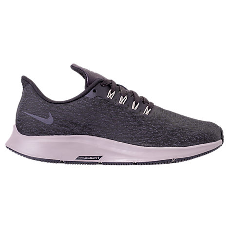 WOMEN'S AIR ZOOM PEGASUS 35 PREMIUM RUNNING SHOES, GREY
