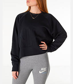 Women's Nike Versa Cropped Training Shirt