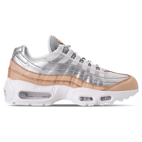 WOMEN'S AIR MAX 95 SPECIAL EDITION CASUAL SHOES, WHITE
