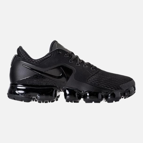 Men's Nike Air VaporMax CS Running Shoes -  Black/Anthracite/Black