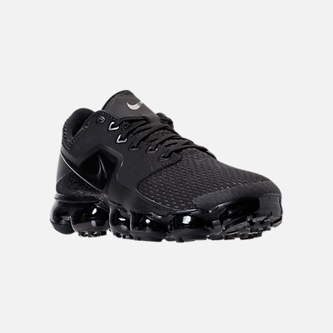 Men's Nike Air VaporMax CS Running Shoes -  Black/Anthracite/Black