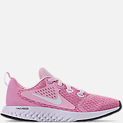 Girls' Big Kids' Nike Legend React Running Shoes