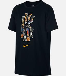 Boys' Nike Dry Kyrie Logo T-Shirt