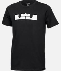 Boys' Nike Dri-FIT LeBron Crown T-Shirt