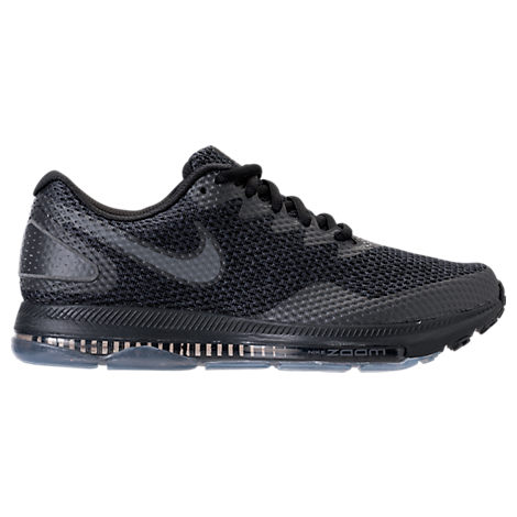 Nike  MEN'S ZOOM ALL OUT LOW 2 RUNNING SHOES, BLACK