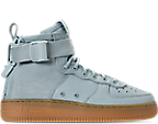 Girls' Grade School Nike SF Air Force 1 Mid Casual Shoes