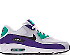 White/Black/Hyper Jade/Court Purple