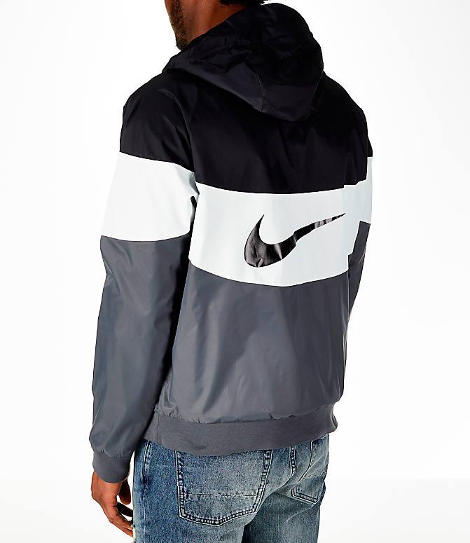 a373117999e7 ... sneaker store c9d56 521f9 Back Left view of Mens Nike Sportswear HD GX  ...