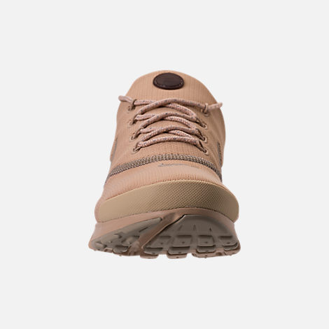 Front view of Men's Nike Presto Fly Ballistic Casual Shoes in Mushroom/Khaki/Baroque Brown