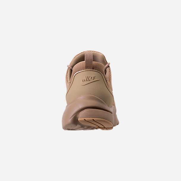 b5b9cfca649f Back view of Men s Nike Presto Fly Ballistic Casual Shoes