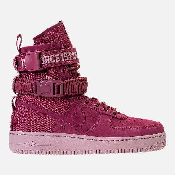 nike da donna sf air force 1 occasionale scarpe traguardo