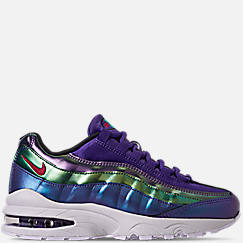 Girls' Big Kids' Nike Air Max 95 SE Casual Shoes