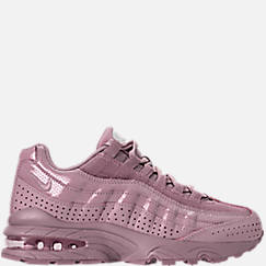 Girls' Grade School Nike Air Max 95 SE Casual Shoes