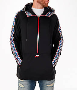 Men's Nike Sportswear Air Max Taped Half-Zip Hoodie
