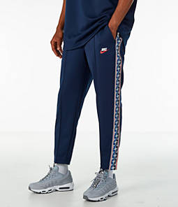 Men's Nike Sportswear AM Taped Track Pants