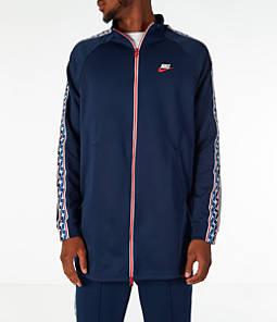 Men's Nike Sportswear AM Taped Track Jacket