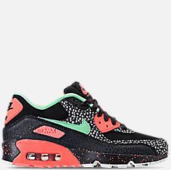 Boys' Big Kids' Nike Air Max 90 QS Casual Shoes