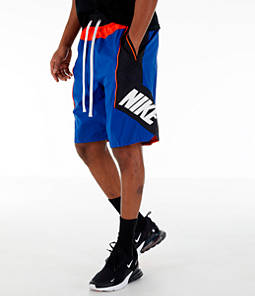 Men's Nike Throwback Basketball Shorts