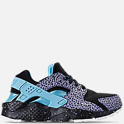 Girls' Grade School Nike Air Huarache Run QS Casual Shoes