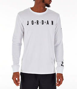 Men's Air Jordan Basketball Long-Sleeve T-Shirt