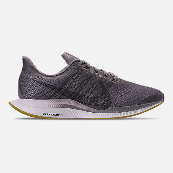 Right view of Men's Nike Pegasus 35 Turbo Running Shoes in Gridiron/Black/Atmosphere Grey