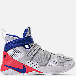 Boys' Grade School Nike LeBron Soldier 11 SFG Basketball Shoes
