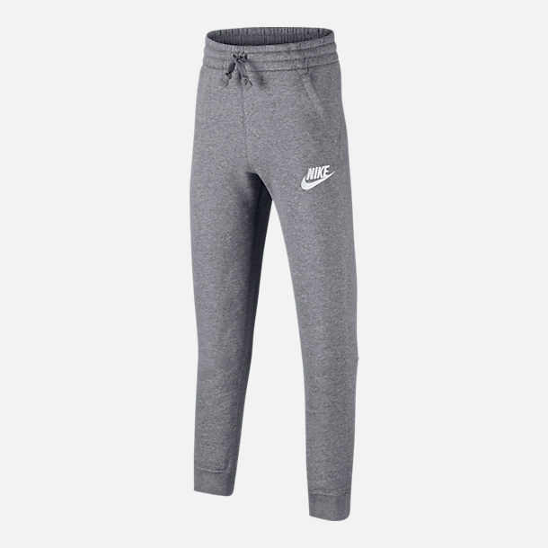 Front view of Boys' Nike Sportswear Club Jogger Pants