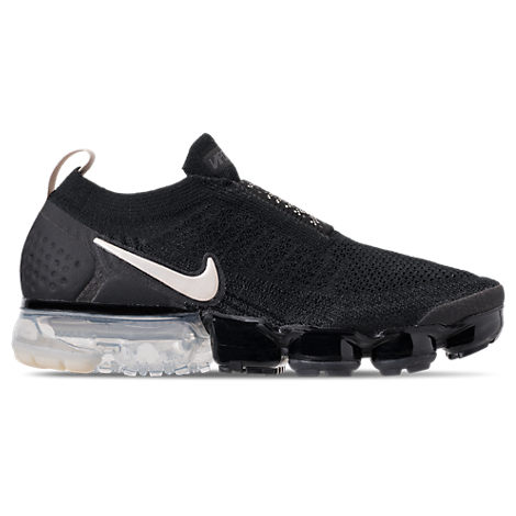 Nike Shoes WOMEN'S AIR VAPORMAX FLYKNIT MOC 2 RUNNING SHOES, BLACK - SIZE 9.5