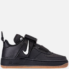 Boys' Big Kids' Nike Air Force 1 Utility Casual Shoes