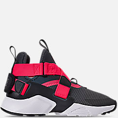 Boys' Grade School Nike Huarache City Casual Shoes