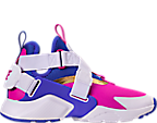 Racer Blue/Fuchsia Blast/Metallic Gold