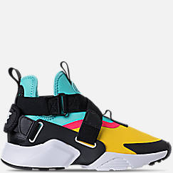 Kids' Grade School Nike Huarache City Casual Shoes
