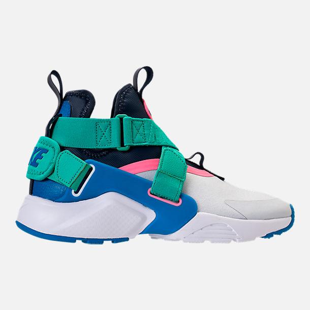Nike City Little Line Finish Kids' Huarache Casual Shoes qC5AHZ5w