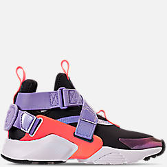 Kids' Preschool Nike Huarache City Casual Shoes