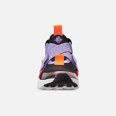 Front view of Little Kids' Nike Huarache City Casual Shoes