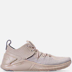 Women's Nike Free TR Flyknit 3 Champagne Training Shoes