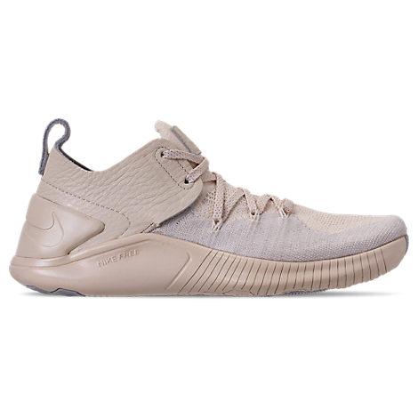 Women'S Free Tr Flyknit 3 Champagne Training Shoes, White