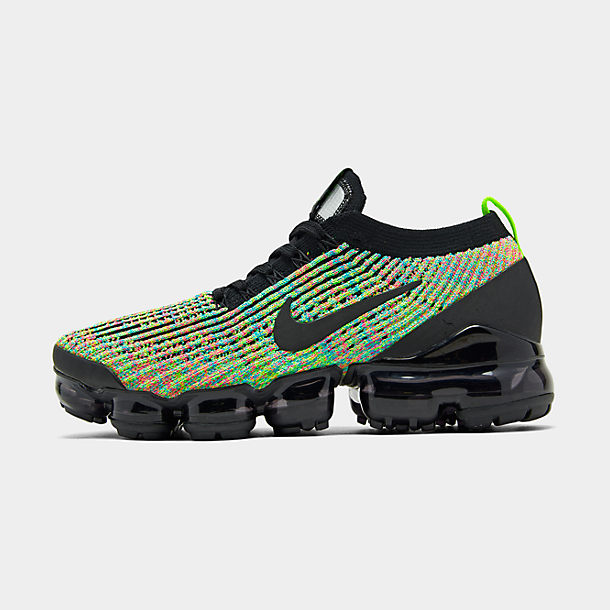 przybywa gorące wyprzedaże nowy koncept Men's Nike Air VaporMax Flyknit 3 Running Shoes