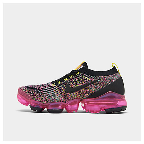 new arrival 2d321 f3660 Women's Air Vapormax Flyknit 3 Running Shoes, Black - Size 5.0