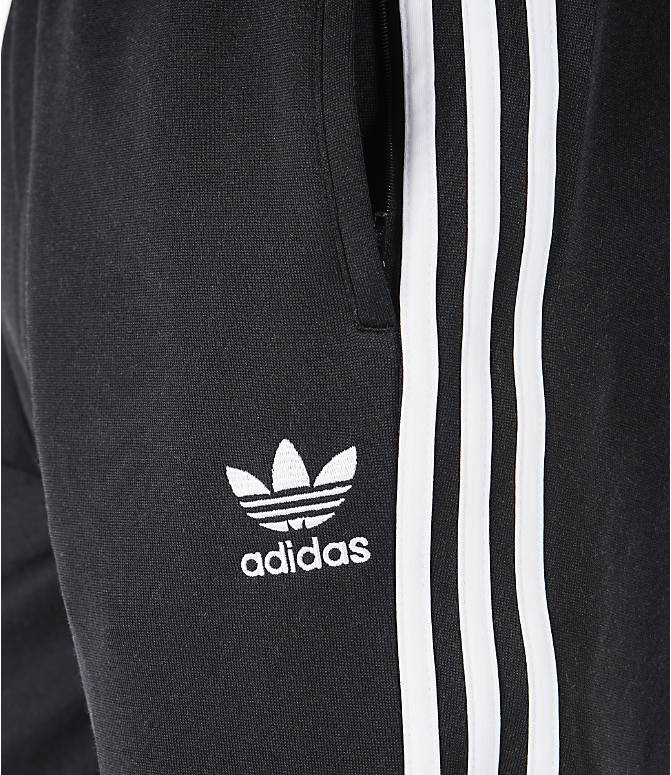 Detail 2 view of Men's adidas Originals SST Cuffed Jogger Pants in Black