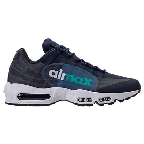 Nike Gpx Hombres Air Max 95 Ns Gpx Nike Sp Zapatos Casuales Azul Modesens 76c15a
